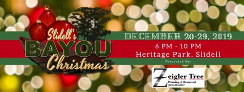 Bayou Christmas Slidell 2020 Lake Rewind: December 18, 2019 | Lake 94.7